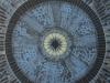 ohne Titel V, 2012,Acryl/Leinwand,100x100