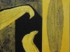ohne Titel IV, 2007, Acryl/Leinwand, 80x80