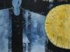 Die Trommlerin, 2006, Acryl/Leinwand, 140x100