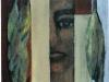 Indianerin, 2004, Acryl/Leinwand, 50x50