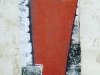 ohne Titel I, 2006, Acryl/Leinwand, 160x50