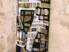 ohne Titel VI, 2008, Acryl/Leinwand, 160x60