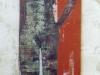 Weiblicher Akt, 2006, Acryl/Leinwand, 160x50