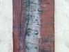 Männlicher Akt, 2006, Acryl/Leinwand, 160x50